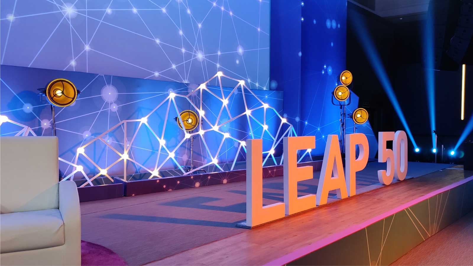 Reliance LEAP Event