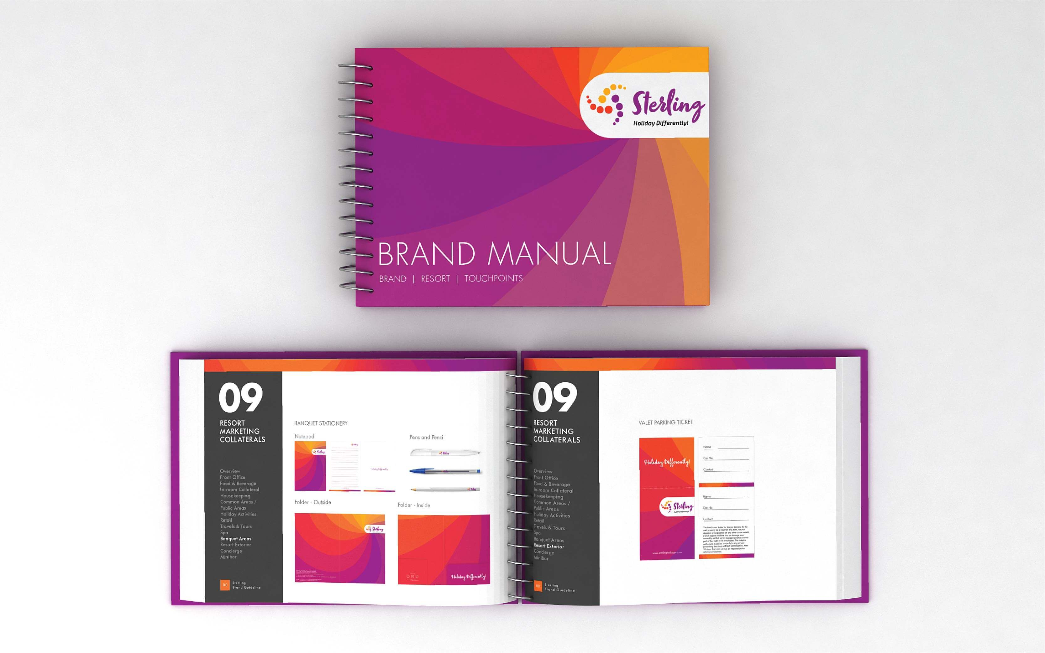 Sterling Brand Manual