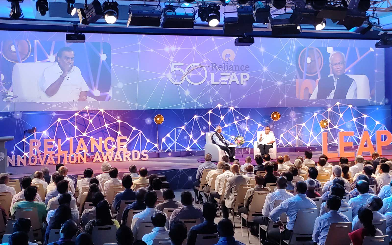 Reliance LEAP Event 2019