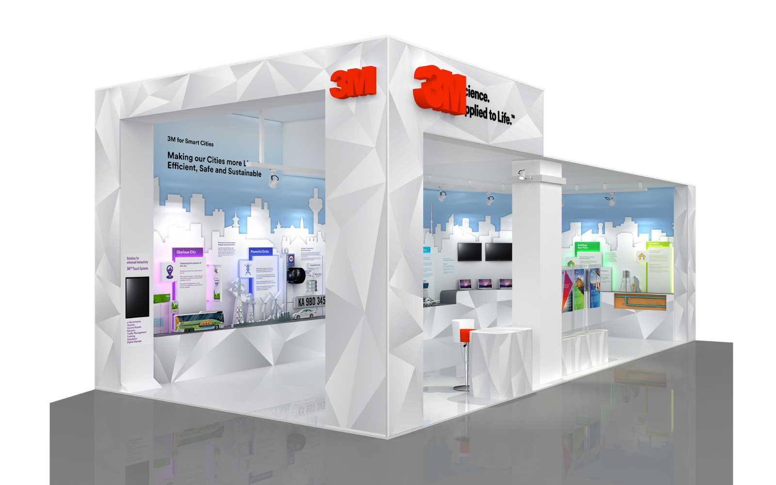 3M Exhibition Design