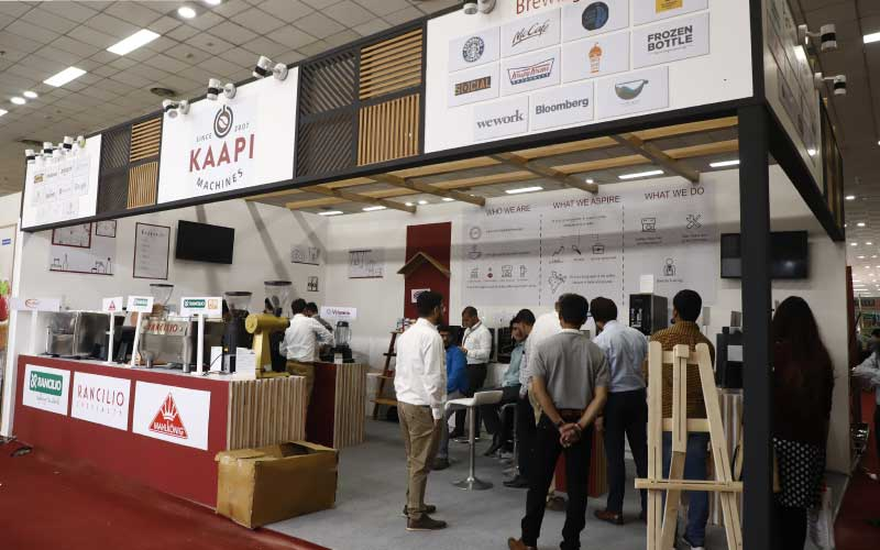 Kaapi Machines