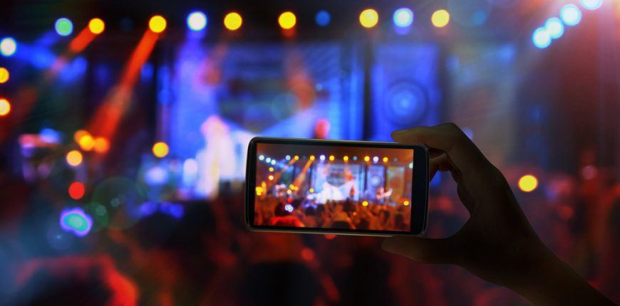 Live Video trends social marketing
