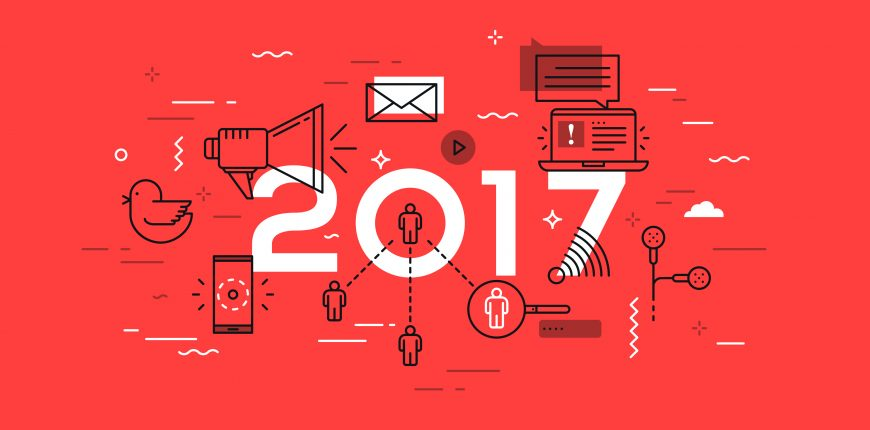 Social Marketing trending 2017